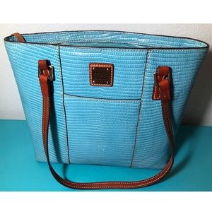 Dooney & Bourke Lizard Tote